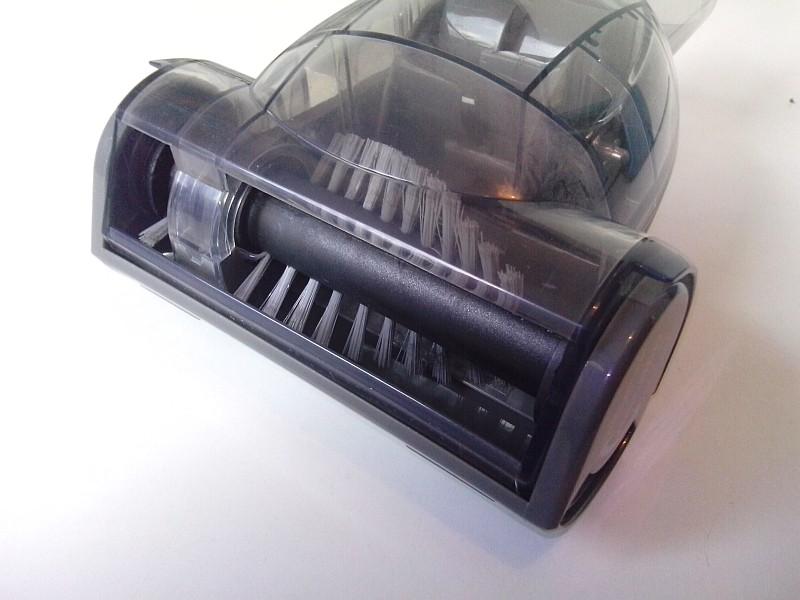 Turbo hubice s rotačním kartáčem na čalounění
