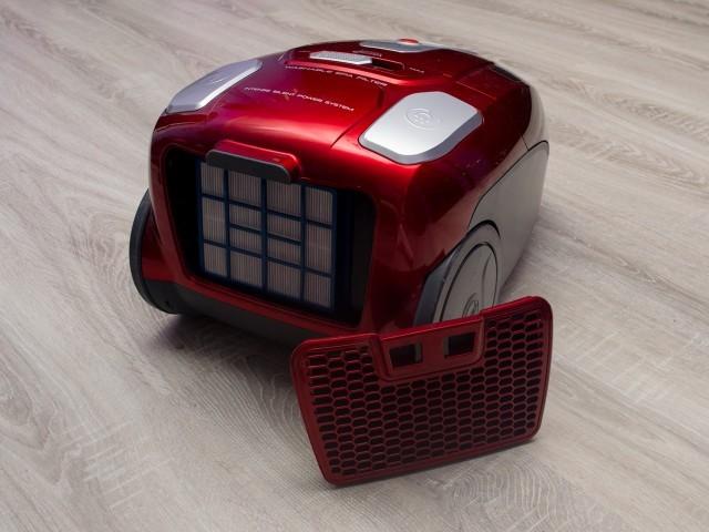 Recenze vysavače HOOVER A-Cube AC70_AC69011 - EPA filtr