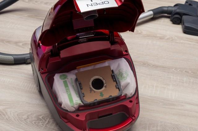 Recenze vysavače HOOVER A-Cube AC70_AC69011 - prachový sáček