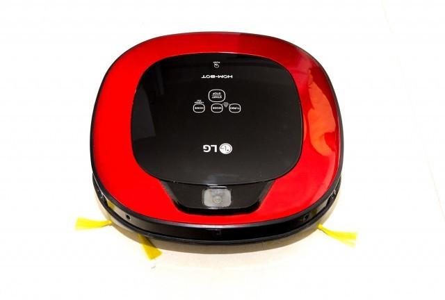 Robotický vysavač LG Hom-Bot VR 62601 LVM